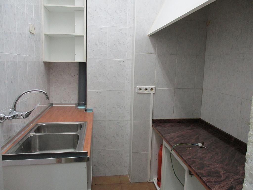 Cocina - Local en alquiler en calle Ancha del Castelar, Centro en San Vicente del Raspeig/Sant Vicent del Raspeig - 264452212