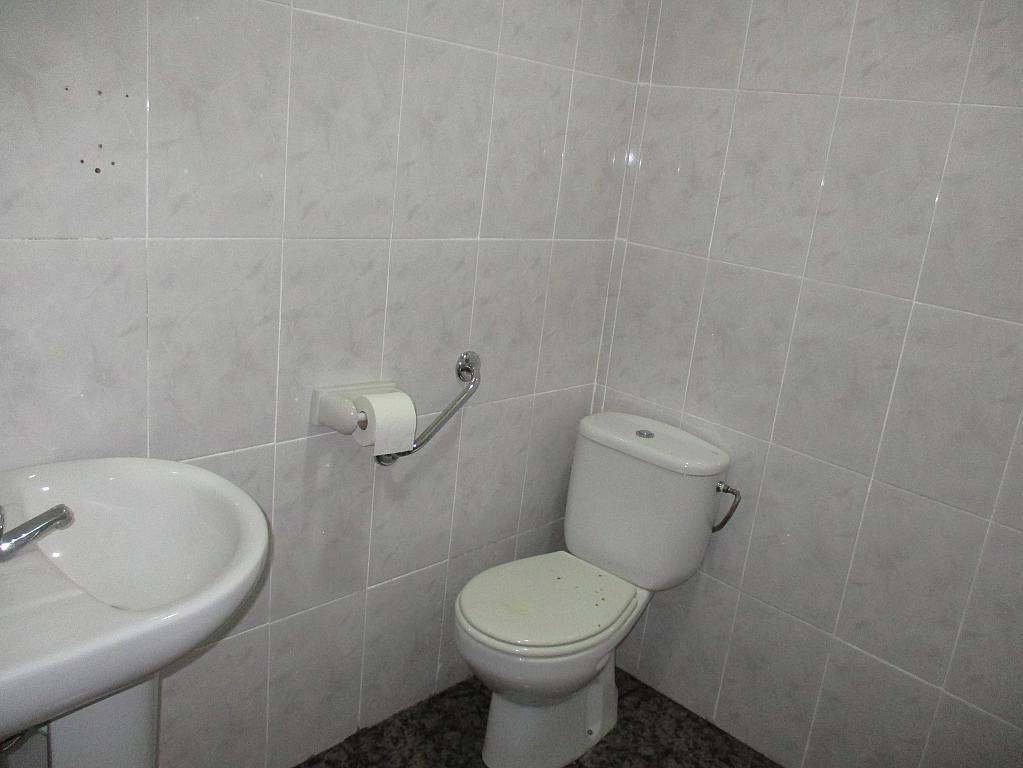 Baño - Local en alquiler en calle Ancha del Castelar, Centro en San Vicente del Raspeig/Sant Vicent del Raspeig - 264452215