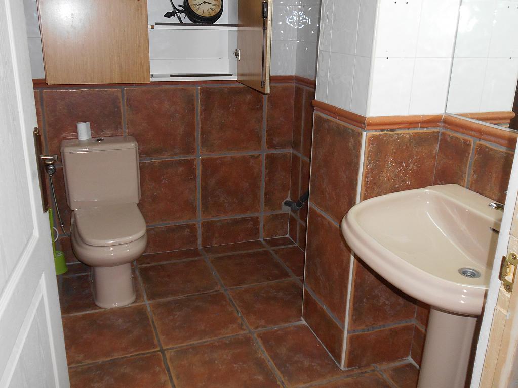 Baño - Local en alquiler en calle Argentina, Inmediaciones en San Vicente del Raspeig/Sant Vicent del Raspeig - 267234303
