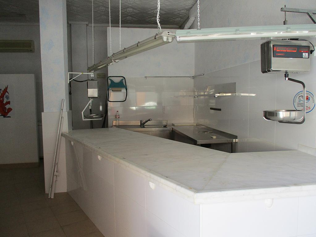 Detalles - Local en alquiler en calle Capitan Torregroso, Boqueres en San Vicente del Raspeig/Sant Vicent del Raspeig - 316756976