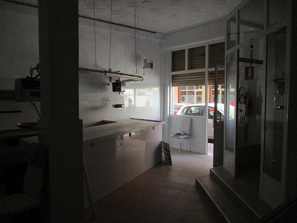 Detalles - Local en alquiler en calle Capitan Torregroso, Boqueres en San Vicente del Raspeig/Sant Vicent del Raspeig - 316756982