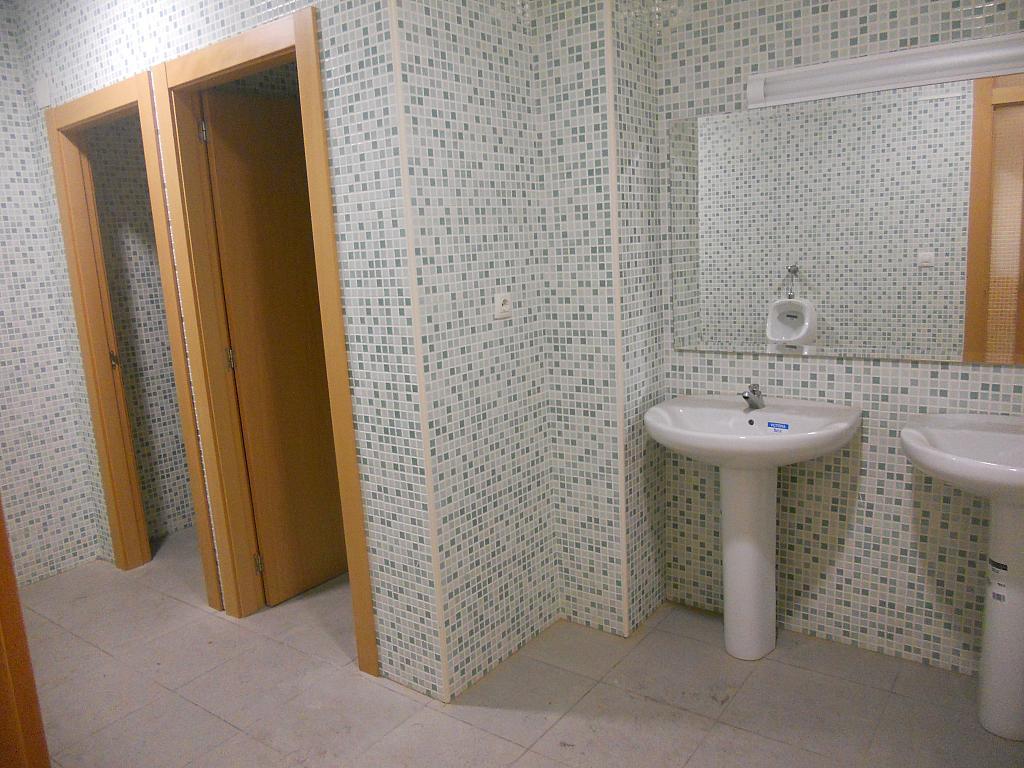 Baño - Local comercial en alquiler en paseo Santa Isabel de Hungria, Inmediaciones en San Vicente del Raspeig/Sant Vicent del Raspeig - 213279487
