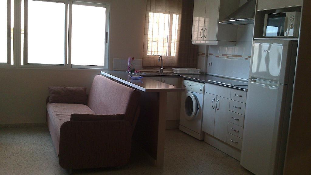 Cocina - Estudio en alquiler en calle Manuel Rehues Perez, Buñol - 247778255