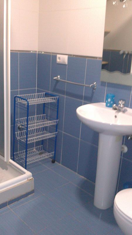 Baño - Estudio en alquiler en calle Manuel Rehues Perez, Buñol - 247778265