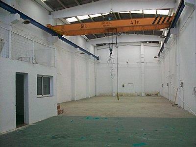 Nave industrial en alquiler en calle , Buñol - 30800764