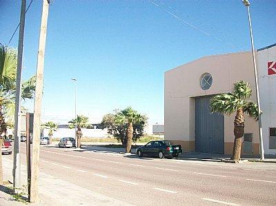 Nave industrial en alquiler en calle , Buñol - 30800767