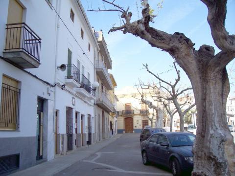 Casa en alquiler en plaza Los Arboles, Macastre - 33599427
