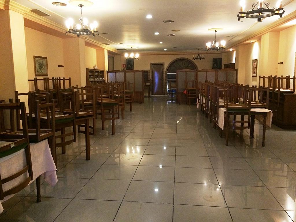 Salón - Local comercial en alquiler opción compra en calle Blasco Ibañez, Buñol - 233371633