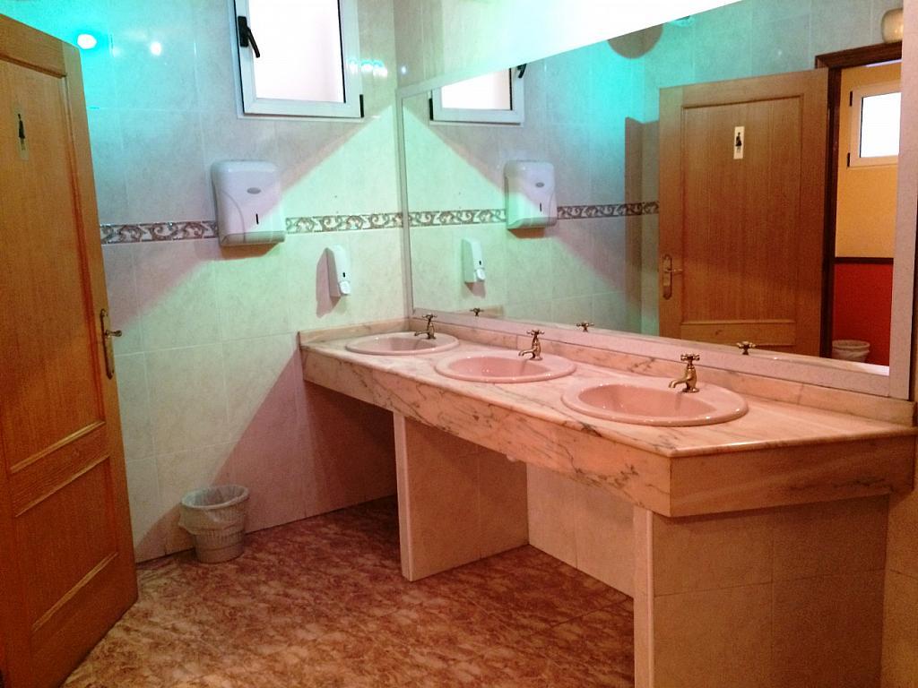 Baño - Local comercial en alquiler opción compra en calle Blasco Ibañez, Buñol - 233371663