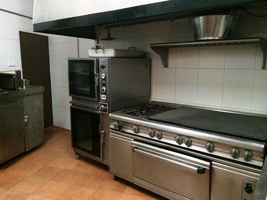 Cocina - Local comercial en alquiler opción compra en calle Blasco Ibañez, Buñol - 233371673