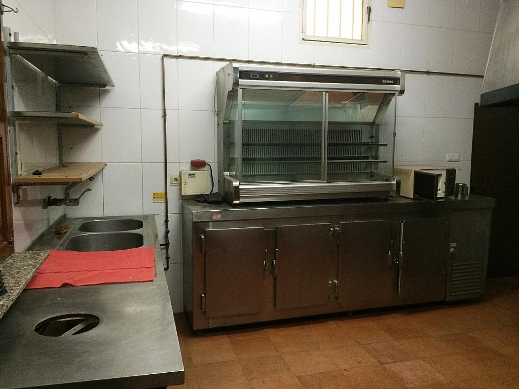 Cocina - Local comercial en alquiler opción compra en calle Blasco Ibañez, Buñol - 233371674