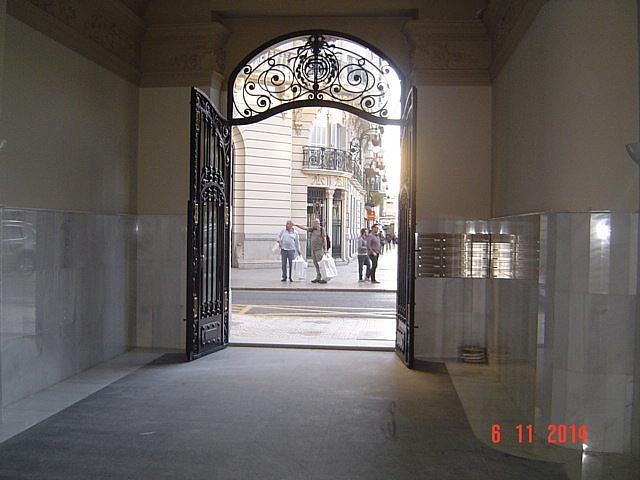 Patio - Despacho en alquiler en calle Jorge Juan, L´Eixample en Valencia - 161025746