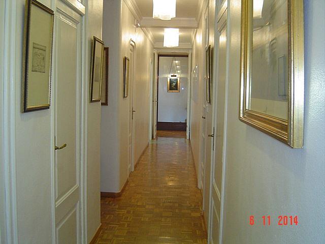 Pasillo - Despacho en alquiler en calle Jorge Juan, L´Eixample en Valencia - 161025764