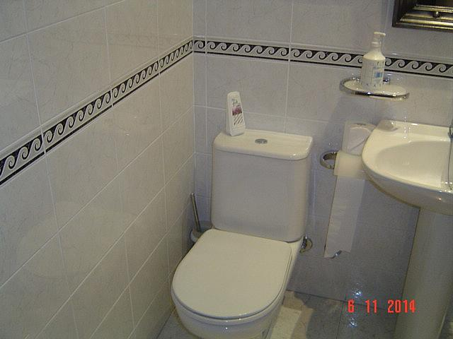 Baño - Despacho en alquiler en calle Jorge Juan, L´Eixample en Valencia - 161025771