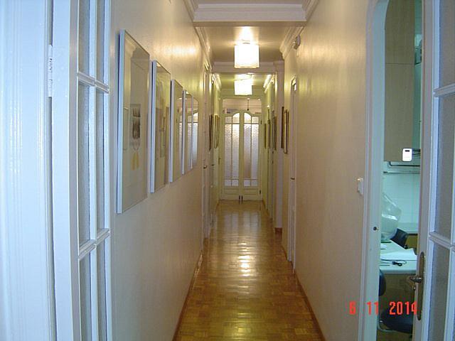 Pasillo - Despacho en alquiler en calle Jorge Juan, L´Eixample en Valencia - 161025802