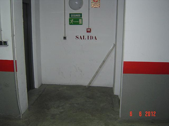 Garaje en alquiler en calle Jacinto Benavente, Gran Vía en Valencia - 232760961