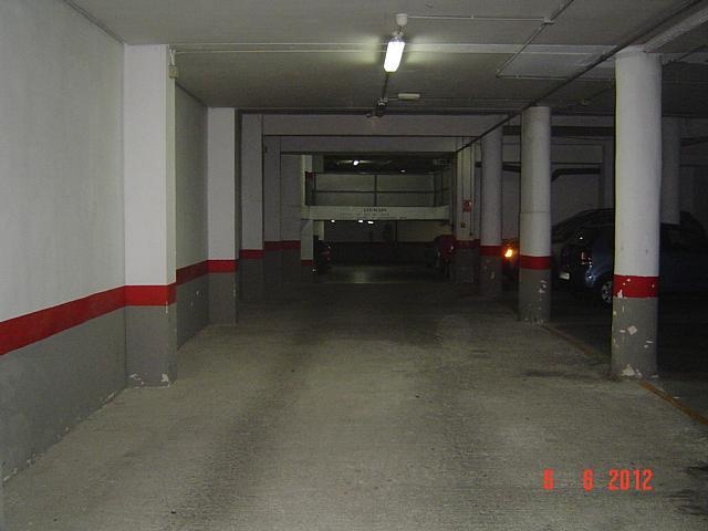 Garaje en alquiler en calle Jacinto Benavente, Gran Vía en Valencia - 232760965