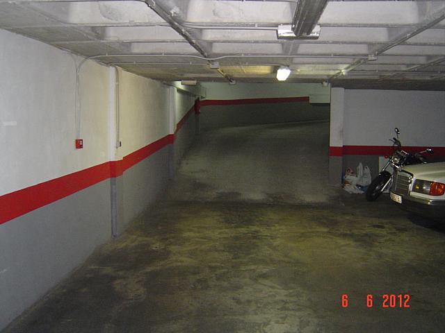 Garaje en alquiler en calle Jacinto Benavente, Gran Vía en Valencia - 232760966