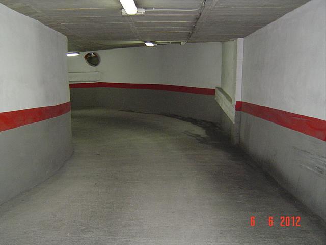 Garaje en alquiler en calle Jacinto Benavente, Gran Vía en Valencia - 232760967