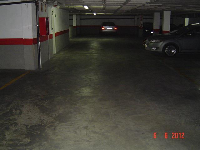 Garaje en alquiler en calle Jacinto Benavente, Gran Vía en Valencia - 232760970