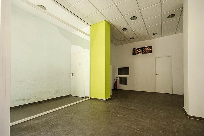 Detalles - Local comercial en alquiler en calle Sancho Arroyo, Las Fuentes – La Cartuja en Zaragoza - 254189535