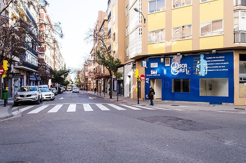 Entorno - Local comercial en alquiler en calle Rodrigo Rebolledo, Las Fuentes – La Cartuja en Zaragoza - 163945172