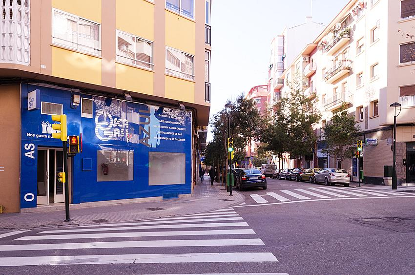Entorno - Local comercial en alquiler en calle Rodrigo Rebolledo, Las Fuentes – La Cartuja en Zaragoza - 163945174