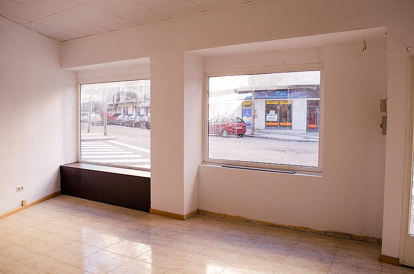 Detalles - Local comercial en alquiler en calle Rodrigo Rebolledo, Las Fuentes – La Cartuja en Zaragoza - 163945189
