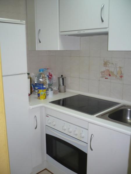 Cocina - Piso en alquiler en Torrox-Costa en Torrox - 116847260
