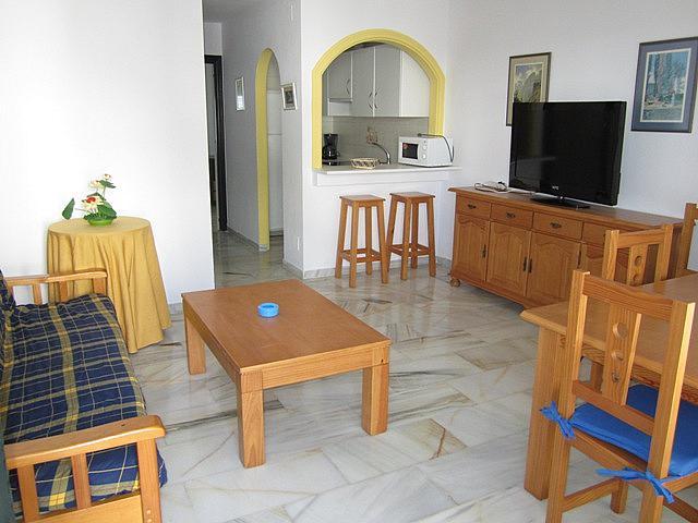Salón - Piso en alquiler en Torrox-Costa en Torrox - 144081555