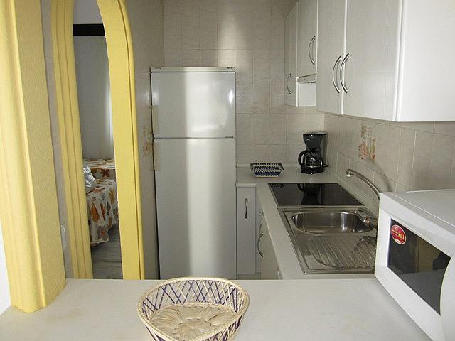 Cocina - Piso en alquiler en Torrox-Costa en Torrox - 144081564