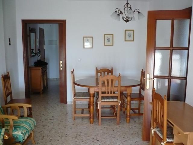 Salón - Apartamento en alquiler de temporada en Torrox-Costa en Torrox - 119455542