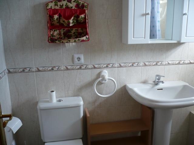 Baño - Apartamento en alquiler de temporada en Torrox-Costa en Torrox - 119455553