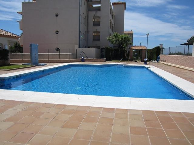 Piscina - Apartamento en alquiler de temporada en Torrox-Costa en Torrox - 119785025