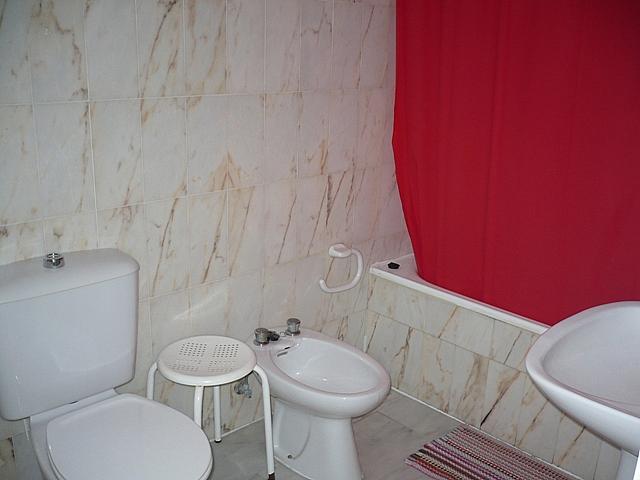 Baño - Apartamento en alquiler de temporada en Torrox-Costa en Torrox - 137394716