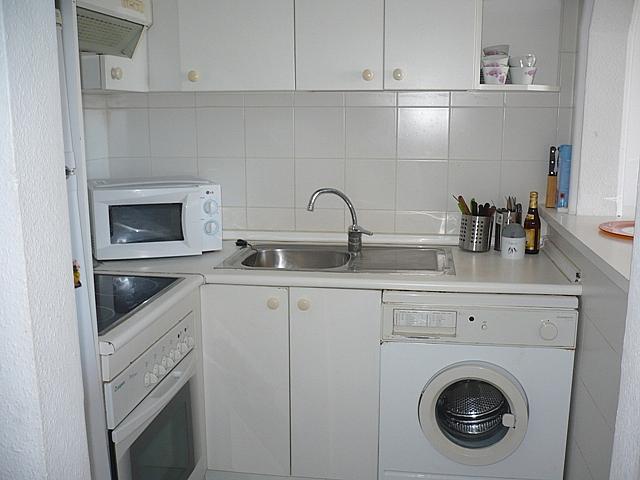 Cocina - Apartamento en alquiler de temporada en Torrox-Costa en Torrox - 137394719
