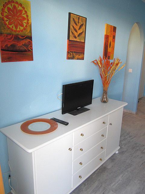 Salón - Apartamento en alquiler de temporada en Torrox-Costa en Torrox - 263174766