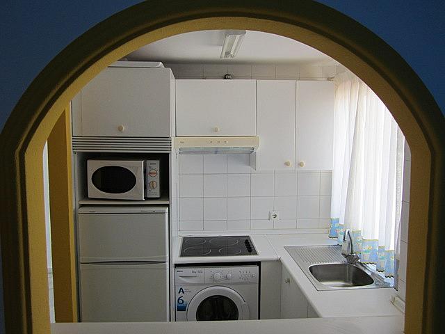 Cocina - Apartamento en alquiler de temporada en Torrox-Costa en Torrox - 138242526
