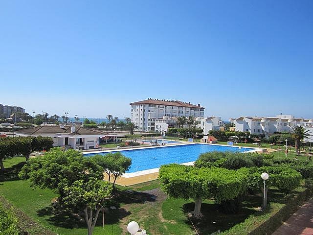 Vistas - Apartamento en alquiler de temporada en Torrox-Costa en Torrox - 138242546