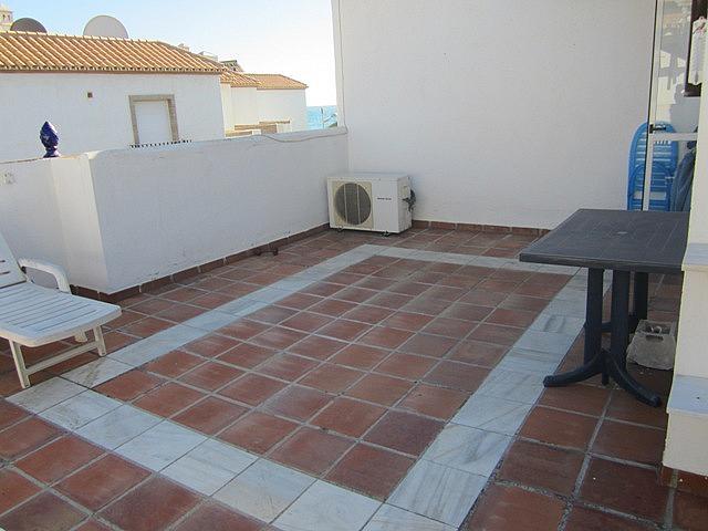 Terraza - Apartamento en alquiler de temporada en Torrox - 144692510
