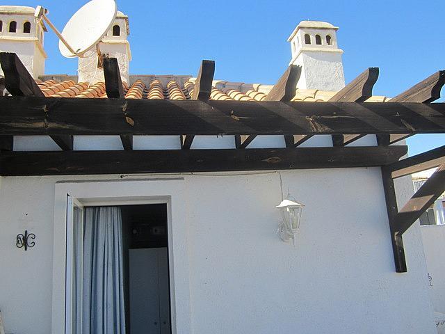 Terraza - Apartamento en alquiler de temporada en Torrox - 144692512
