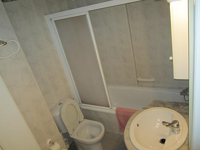 Baño - Apartamento en alquiler de temporada en Torrox - 144692547