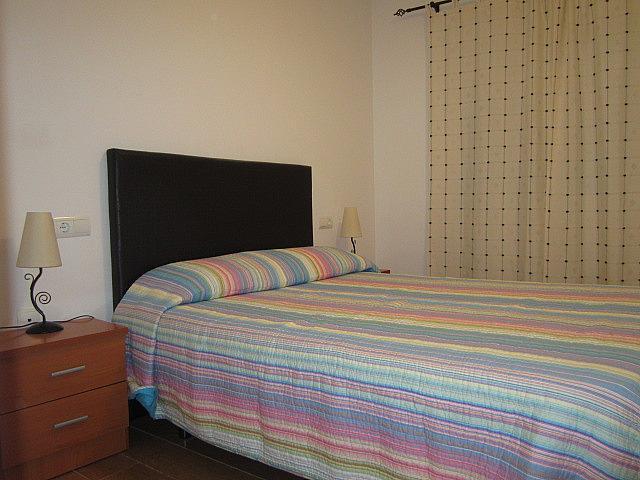 Dormitorio - Apartamento en alquiler de temporada en Morche, El - 183934924