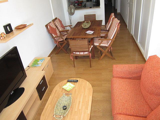 Salón - Apartamento en alquiler de temporada en Morche, El - 183934929