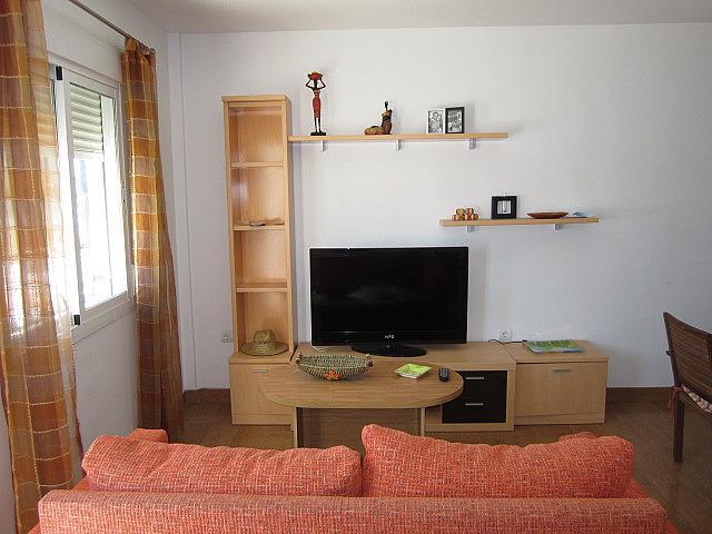 Salón - Apartamento en alquiler de temporada en Morche, El - 183934934