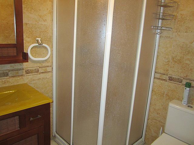 Baño - Apartamento en alquiler de temporada en Morche, El - 203365395