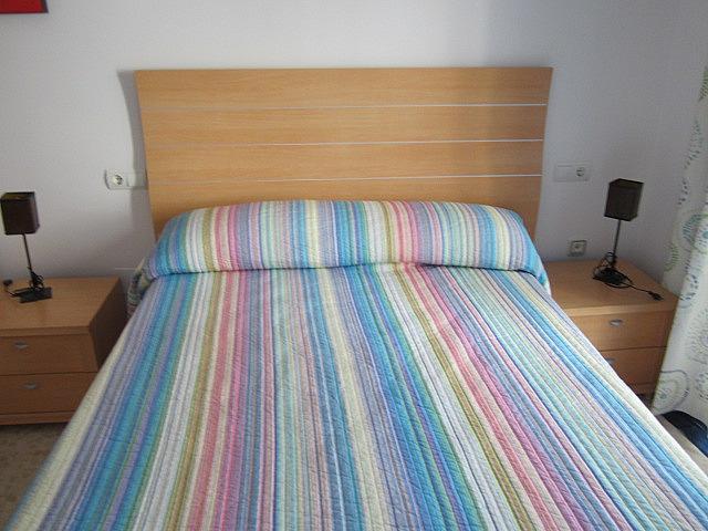 Dormitorio - Apartamento en alquiler de temporada en Morche, El - 203365424