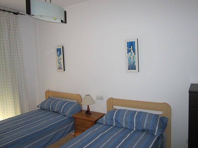 Dormitorio - Apartamento en alquiler de temporada en Morche, El - 203365425