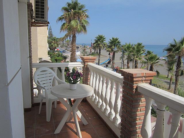 Terraza - Apartamento en alquiler de temporada en Morche, El - 203365431