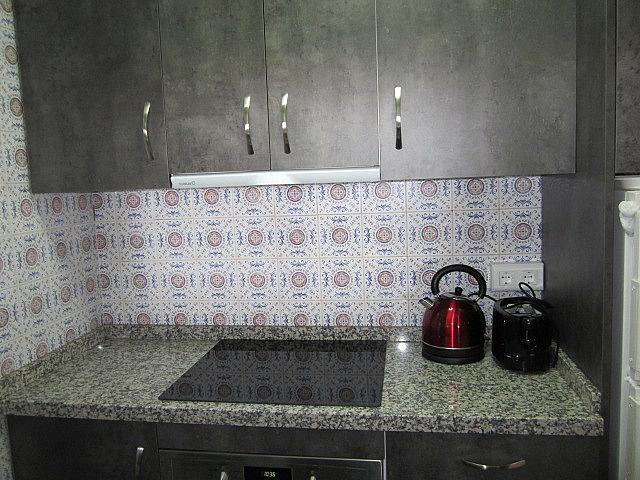 Cocina - Estudio en alquiler de temporada en Torrox-Costa en Torrox - 262515884